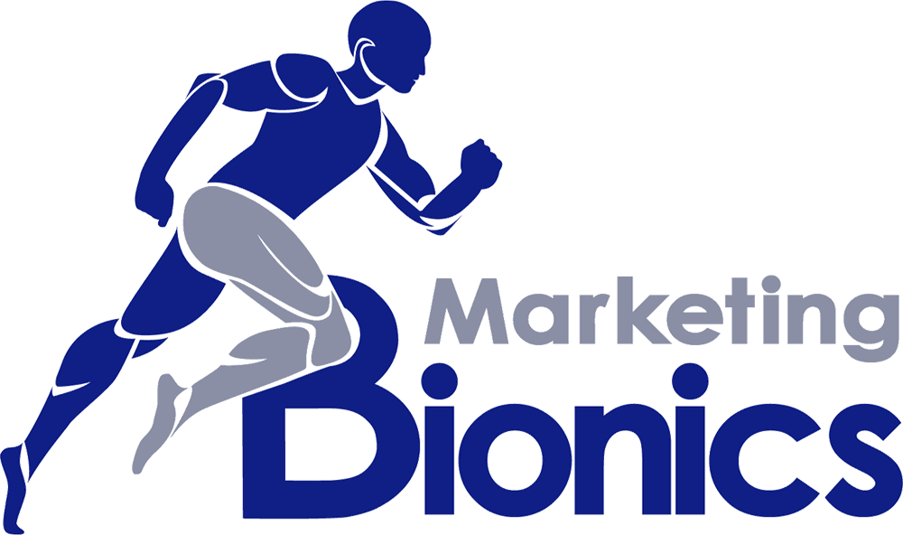 Marketing Bionics Mobile Retina Logo