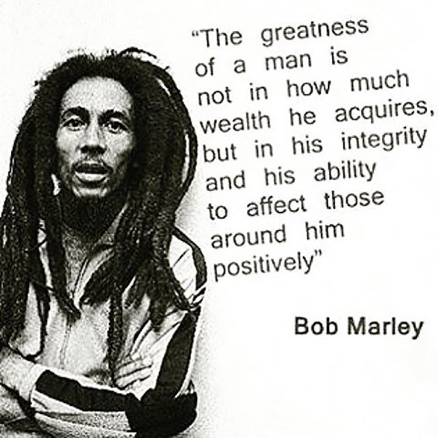 Bob Marley Gives Advice to Tampa Bay Business Owners